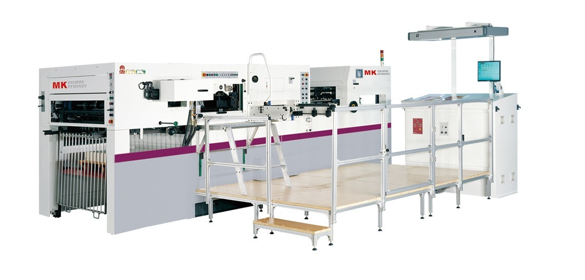 1060M/MF Die Cutting Machine