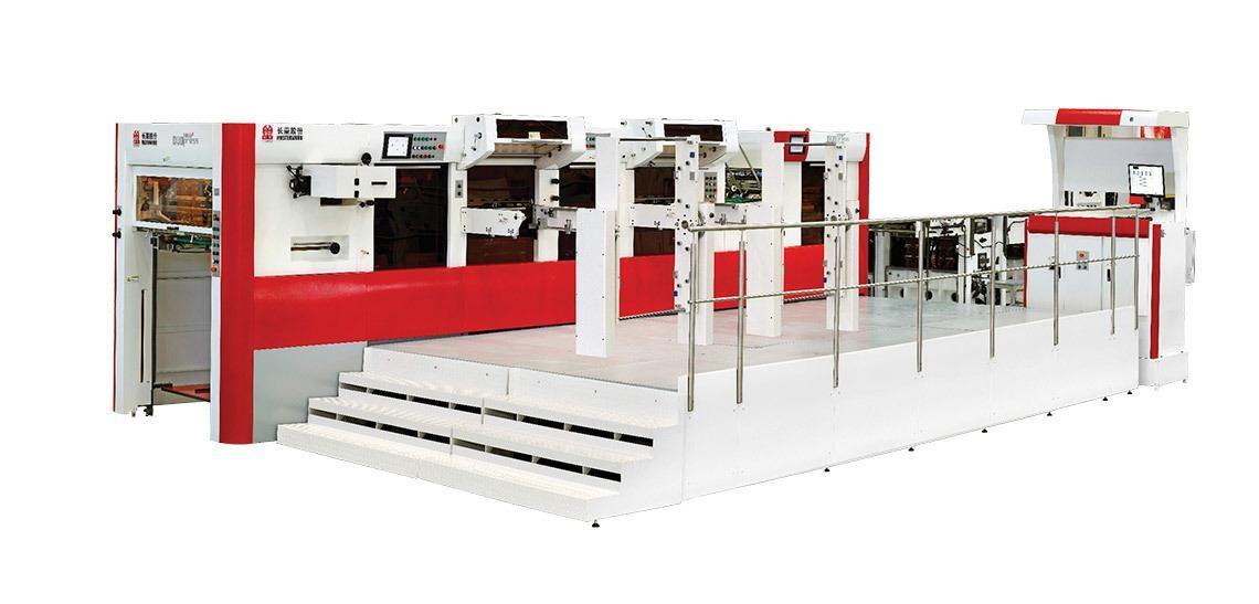 Duopress Foil Stamping Machine MK21060STE