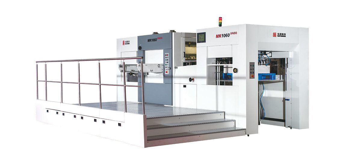 Die Cutting Machine MK1060V