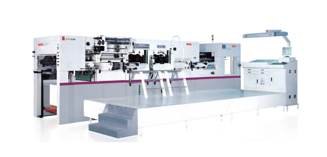 MK920SS Foil Stamping Machine